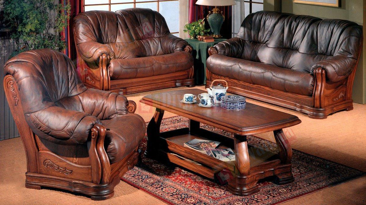 Основные плюсы и минусы кожаной мебели