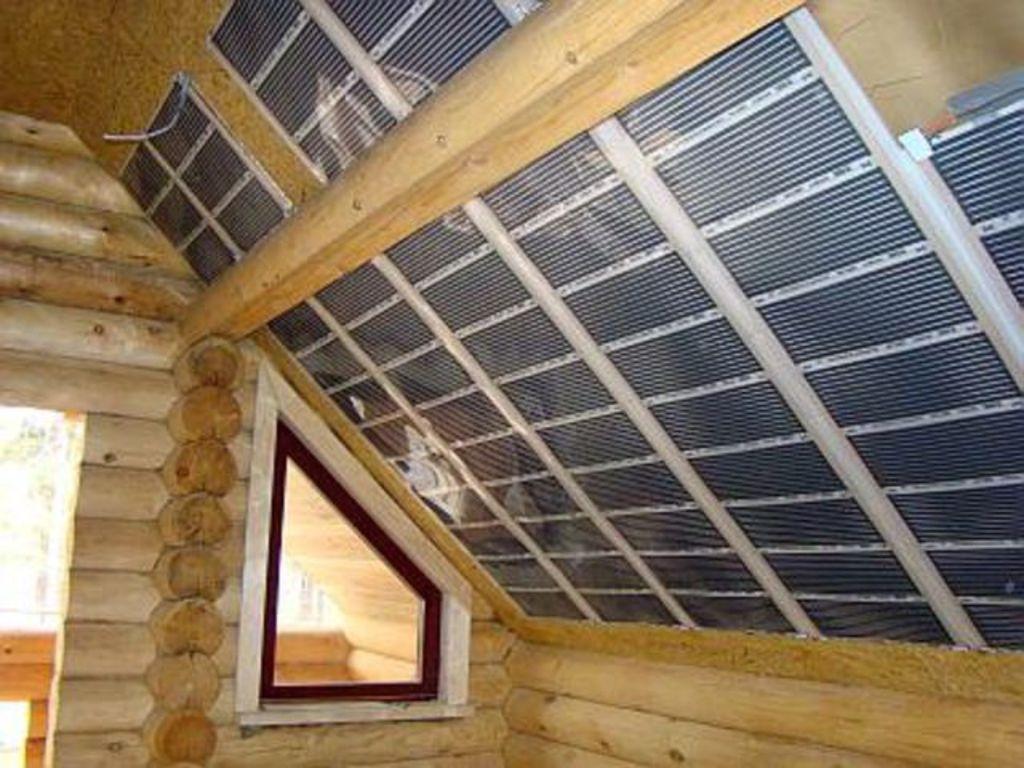 Подпольное, настенное и потолочное отопление - стоит ли выбирать?