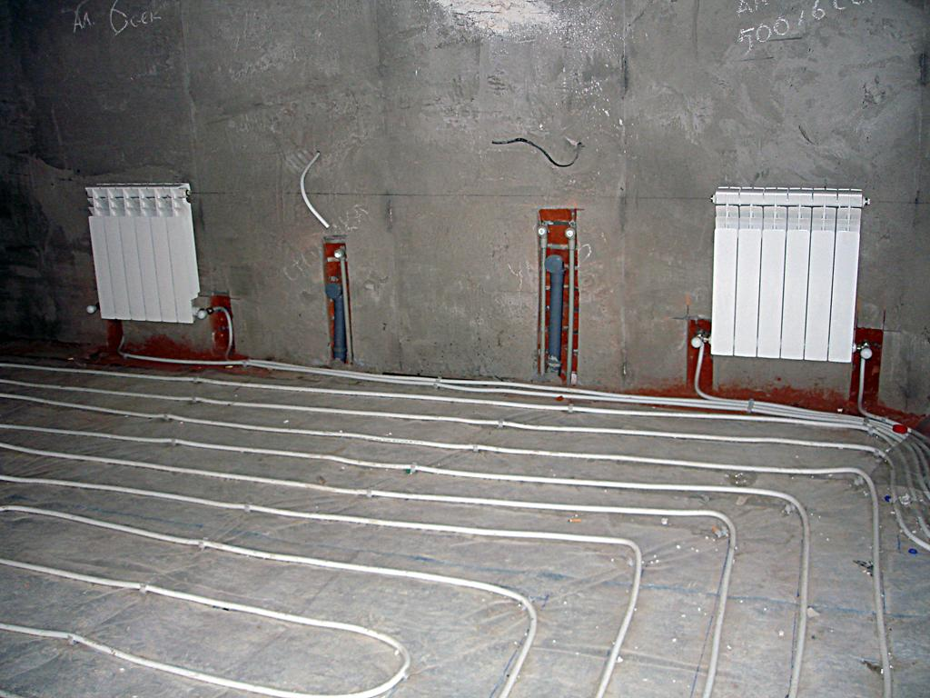 Как обеспечить правильное отопление здания